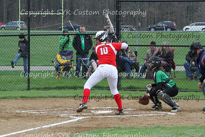 2014 WBHS Softball vs Minerva-10