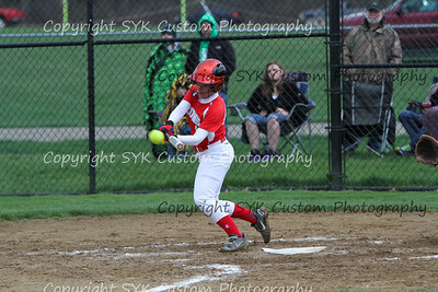 2014 WBHS Softball vs Minerva-90