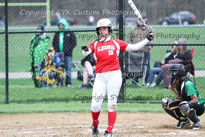 2014 WBHS Softball vs Minerva-95