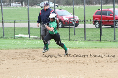 2014 WBHS Softball vs Minerva-28