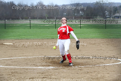 2014 WBHS Softball vs Minerva-49