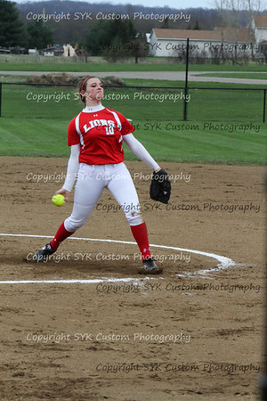 2014 WBHS Softball vs Minerva-45