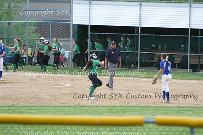 WBHS Softball vs Poland District Semi-69