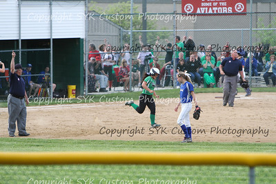 WBHS Softball vs Poland District Semi-66