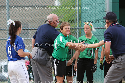 WBHS Softball vs Poland District Semi-2