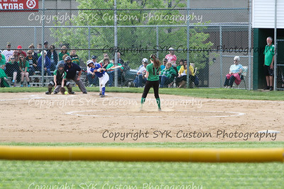 WBHS Softball vs Poland District Semi-41