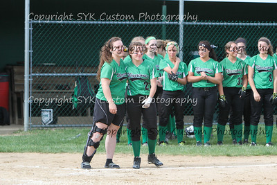 WBHS Softball vs Poland District Semi-6