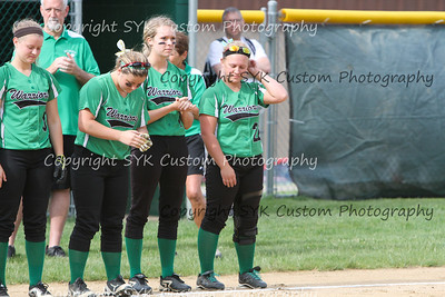 WBHS Softball vs Poland District Semi-14