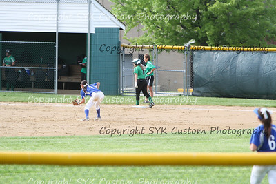 WBHS Softball vs Poland District Semi-48
