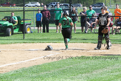 WBHS Softball vs Salem-8