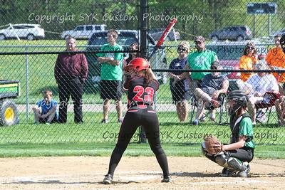 WBHS Softball vs Salem-12