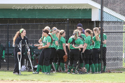 WBHS Softball vs Canton South-1
