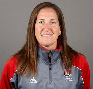 Softball Coach Headshot. Jeanne Scarpello  Oct. 14, 2014
