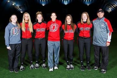 Softball team photo  Jan. 30, 2015