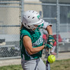2015 Eagle Rock Softball vs Harbor Teacher Monarchs
