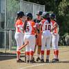 2015 Eagle Rock Softball vs Lincoln Tigers