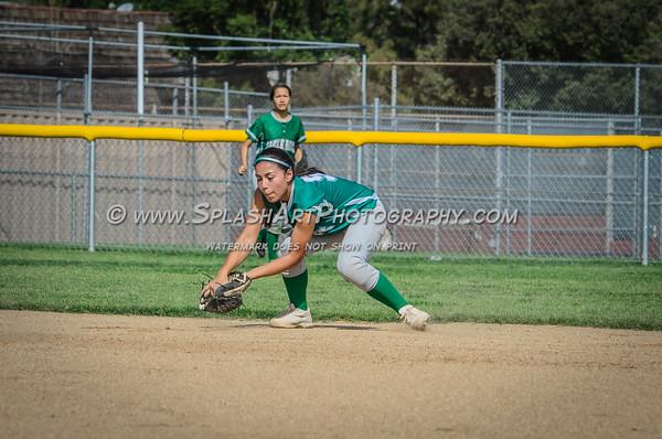 2015 Eagle Rock Softball vs Sierra Canyon