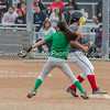 2015 Eagle Rock Softball vs Sierra Vista Dons