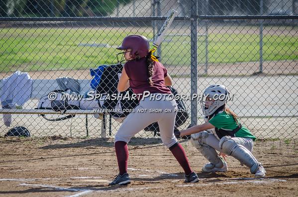 2015 Eagle Rock Softball vs Bravo Knights