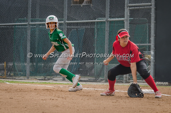 2015 Eagle Rock Softball vs Cleveland Cavaliers