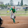 2015 Eagle Rock Softball vs Garfield Bulldogs