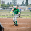 2015 Eagle Rock Softball vs Garfield Bulldogs