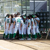 2015 Eagle Rock Softball vs Panorama Pythons