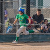 2015 Eagle Rock Softball vs Marquez Gladiators