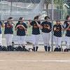 2015 Franklin Panthers Softball vs Bravo Knights