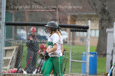 WBHS Softball at Canton South-111
