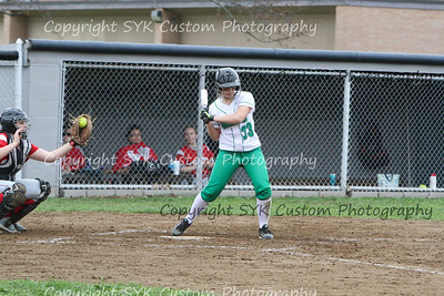 WBHS Softball at Canton South-125