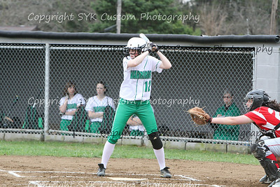WBHS Softball at Canton South-3