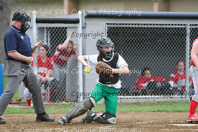 WBHS Softball at Canton South-78