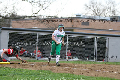 WBHS Softball at Canton South-72