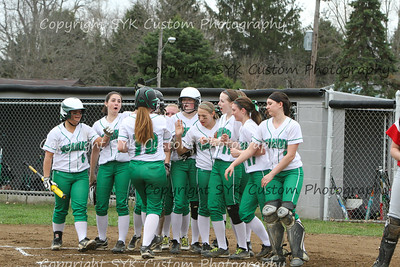 WBHS Softball at Canton South-36