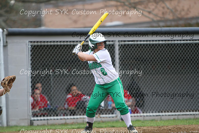 WBHS Softball at Canton South-73