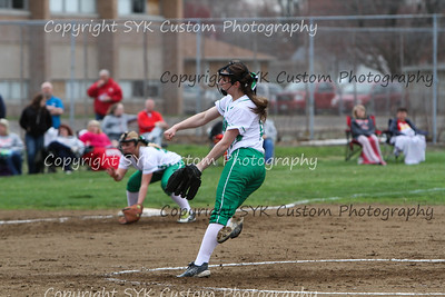 WBHS Softball at Canton South-87