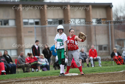 WBHS Softball at Canton South-62