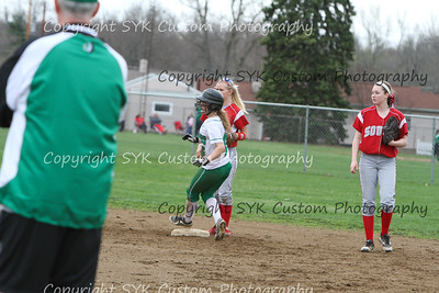 WBHS Softball at Canton South-100