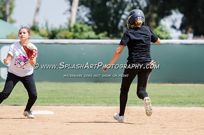 2016 Softball City vs Valley Senior All-Star Game D2 01Jun2016