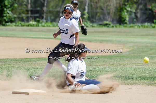 2016 Eagle Rock Softball vs Marshall Barristers