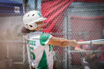 2016 Softball Eagle Rock vs Cleveland 23Apr2016