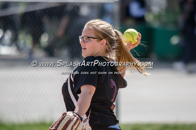 2016 Softball Eagle Rock vs Sotomayor 21Apr2016