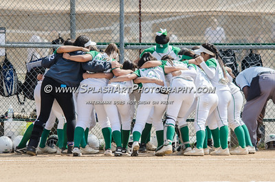 2016 Softball Eagle Rock vs Venice 10May2016