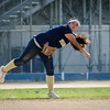 2016 Franklin Panthers Softball vs Bravo Knights