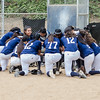 2016 Franklin Panthers Softball vs Marshall Barristers
