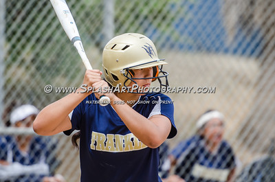 2016 Softball Franklin vs Marshall 16May2016
