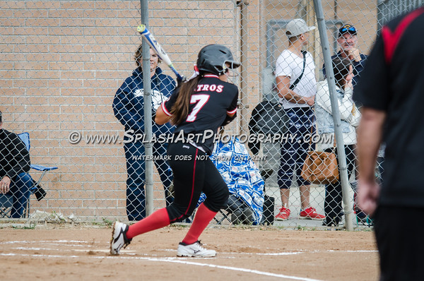 2016 Glendale Nitros vs Crescenta Valley Falcons