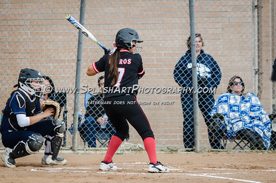 2016 Softball Glendale vs Crescenta Valley 05May2016