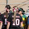 2016 Glendale Nitros Softball vs Schurr Spartans